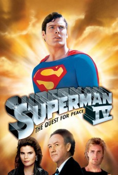 Superman IV- The Quest for Peace (1987) - ดูหนังออนไลน์